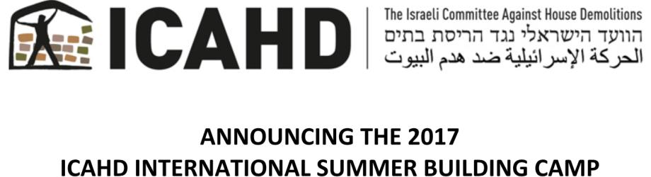 Haku ICAHDin rakennusleirille on auki!