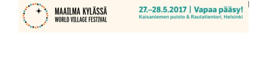 ICAHD Finland Maailma kylässä -festivaaleilla