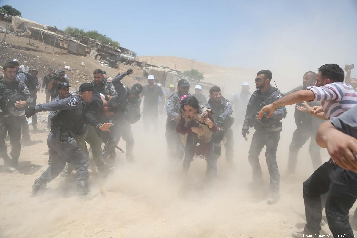 """Jeff Halper on demolition of Khan Al-Ahmar: """"Another chapter in the ethnic cleansing of Palestine"""""""