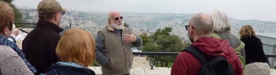ICAHD: Study Tours – Alternative Tours of Palestine/Israel