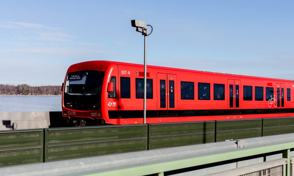 Raportti: HKL:n metrojunia toimittava CAF-yritys tukee Israelin laitonta siirtokuntapolitiikkaa